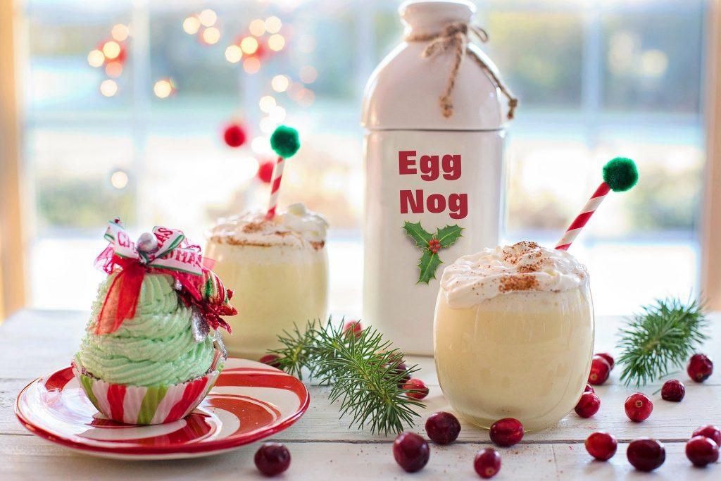 It's Advent We Wait For The Egg Nog