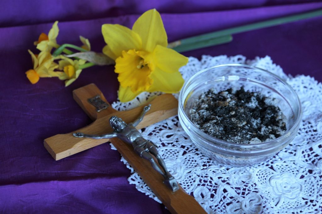 Ash Wednesday - Lent