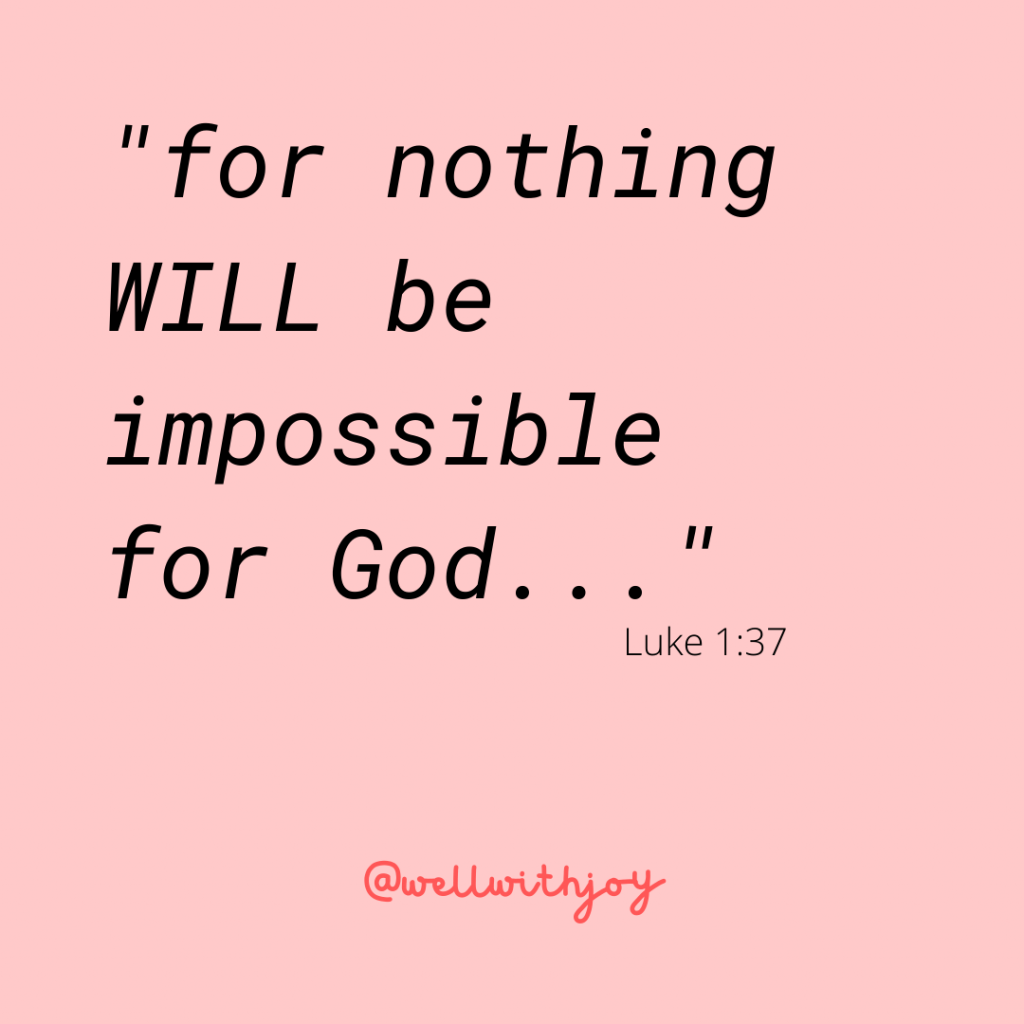 your impossible dream